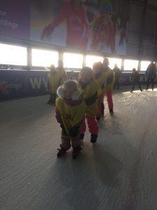 Mischa Top - schaatsen - kinderen