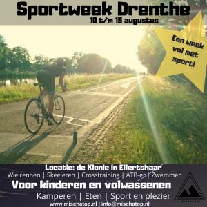 Sportweek Drenthe Klonie Mischa Top